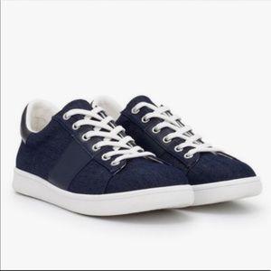 Sam Edelman Tennis Shoes Blue/Denim Sneakers